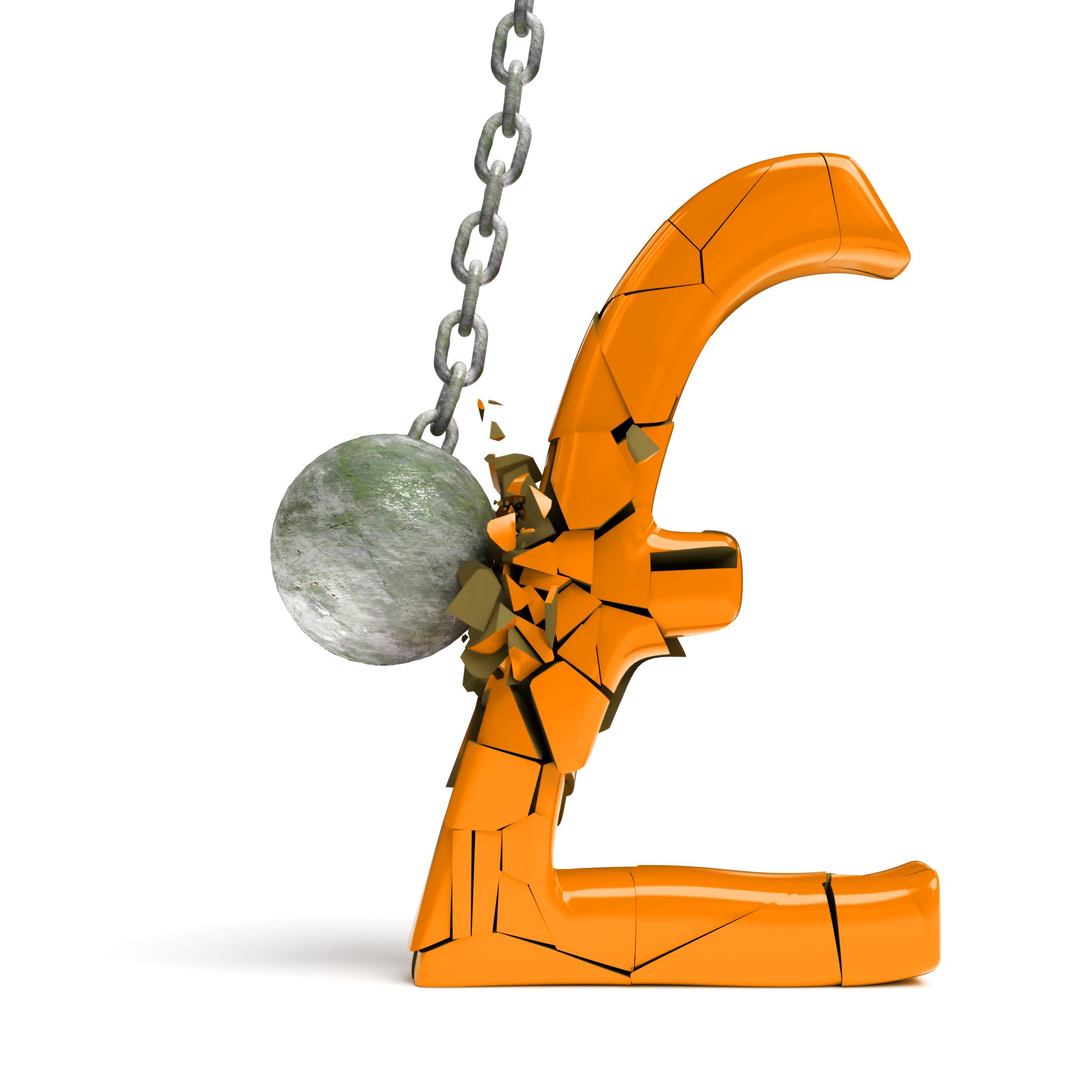 Weakening Pound affecting UK property market