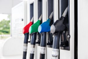 Weaking Pound and petrol prices